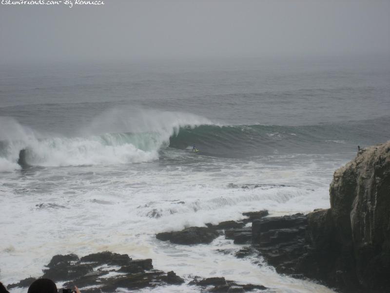 Punta Lobos Pichilemu: Grosse Gauche